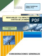 6. Ing. César Gutiérrez - Utilities Peru