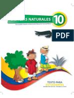 CIENCIAS NATURALES 10mo