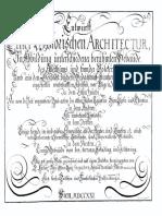 1721 Fischer Von Erlach. Entwurf Einer Historischen Architek