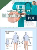 Alteraciones Hidroelectrolíticas 9CM3 E4