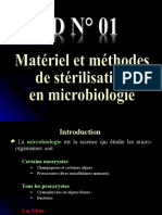 TD N° 01 de microbiologie