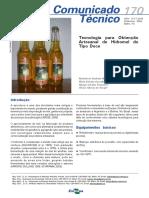 MATTIETTO  - Tecnologia Para Obtenção Artesanal de Hidromel Do Tipo Doce