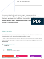 De Color - Estilo - Directrices de Diseño de Google
