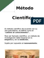 Metódo científico