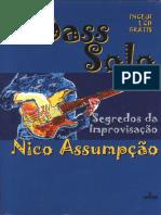 Nico Assumpcao Bass Solo Segredos Da Improvisacao PDF
