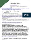 Academic Articles on Osho