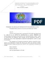 Aula 17 - Legisla����o Espec����fica do Tj-Rj - Aula 05.pdf