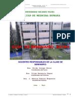 Guia de Seminario de Farmacologia - 2016-II