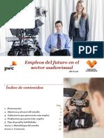 Empleo Futuro Sector Audiovisual