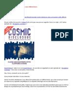 18-08-2016-Divulgation Cosmique-Rencontres avec Clifford Pierre-A-LIRE
