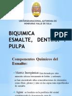 Bioquimica de La Pulpa Dental Grupo