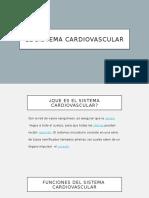 El Sistema Cardiovascular