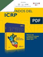 Folleto ICRP 2015