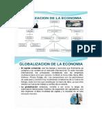 Globalizacion de la economía