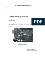Manual Program Ac i on Arduino