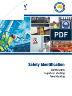 X&M safety signs catalogue