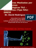 Reacciones Mediadas por Mecanismos Inmunológicos Th2 – Eosinófilos Tipo IVb DRESS.pptx
