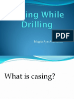 Casing While Drilling-slide