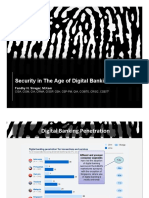 Security in the Age of Digital Banking