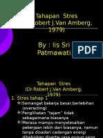 Tahapan Stress Dr.van Amberg