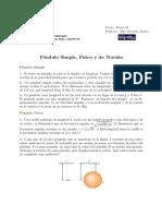 Problemas - Péndulo Simple, Físico y de Torsión.pdf