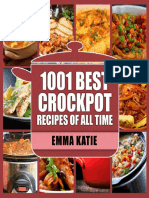 Crock Pot 1001 Best Crock Pot Recipes of All Time