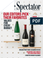 Wine Spectator Jan. 31 - Feb. 29, 2016 Issue [M.J]