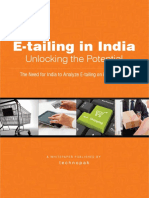 E-tailing in India
