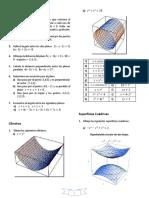 Diferencia l, ecuaciones y espacio en 3 dimensiones