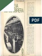 Belleville, Pierre - Una Nueva Clase Obrera, Ed. Tecnos, 1967