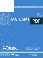 Matematica Cuaderno 5