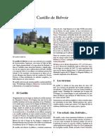 Castillo de Belvoir