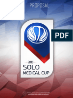Proposal Peserta Solo Medical Cup 2015