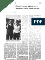 Hòmens del Matarranya deportats als camps de concentració nazi (1940-1945)