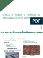 Teorias y politicas de desarrollo urbano regional