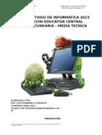 Informatica 2015 Secundaria