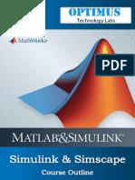Simulink & Simscape CourseWork