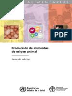 Animal Food Prod ES