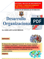 Clase 1 Adm II Desarrollo Organizacional2