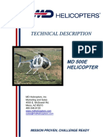 MD500E Tech Desc