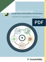Sustainability Incorporated