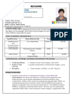 Siva Krishna Reddy Resume - Copy