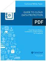 Guide to Cloud Data Protection