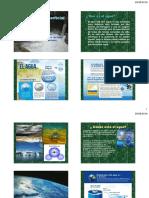Semana 1-02 - El Agua Ciclo Hidrológico