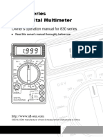 DT830 Digital Multimeter