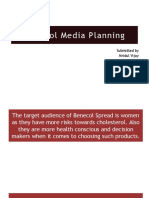 Benecol Media Planning - Submission.pptx