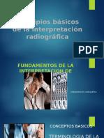 Principios Básicos de La Interpretación Radiográfica