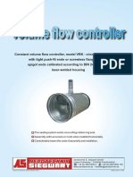 Volume Flow Controller 233