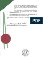 D61 Audit Chamber Stepashin Letter Oct 13 2009
