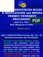 Mining Law in the Philippines